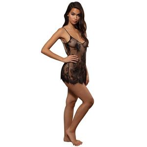 Amazon Hot sale one Piece sexy Lace Lingerie