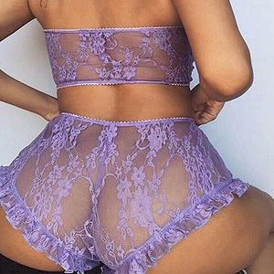 Fast Delivery Japanes Mature Underwear Panties Women Sexy Lingerie Set Plus Size Sexy Lingeries Lace Lingerie