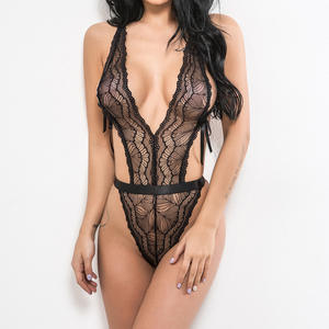 NY-1722 New Amazon Hot Sales Hot Sexy Lace One Piece Erotic Lingerie